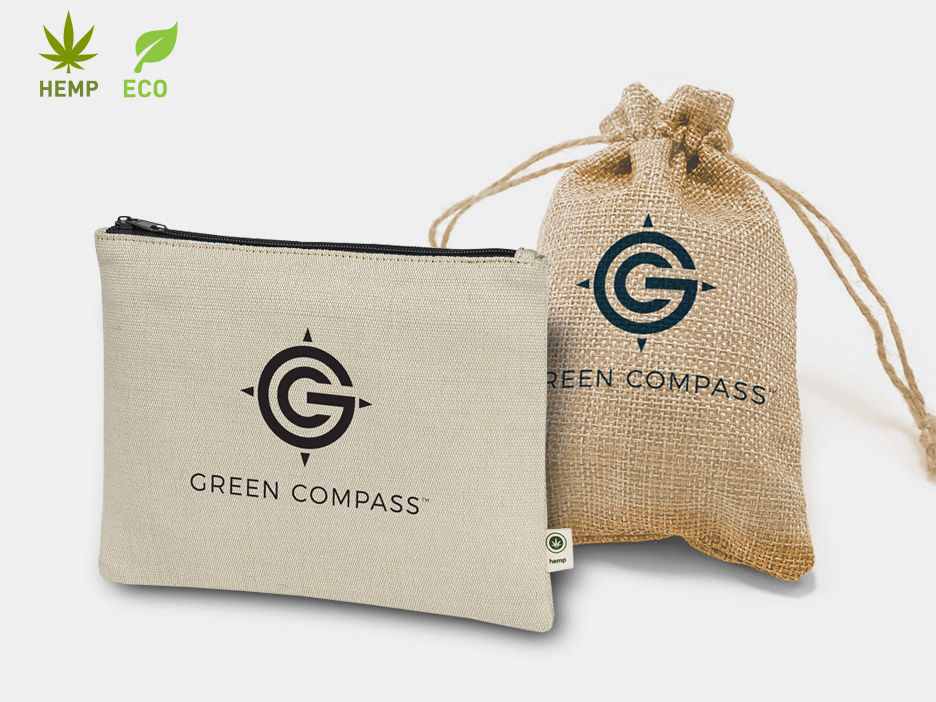 Green-Compass-Pouches
