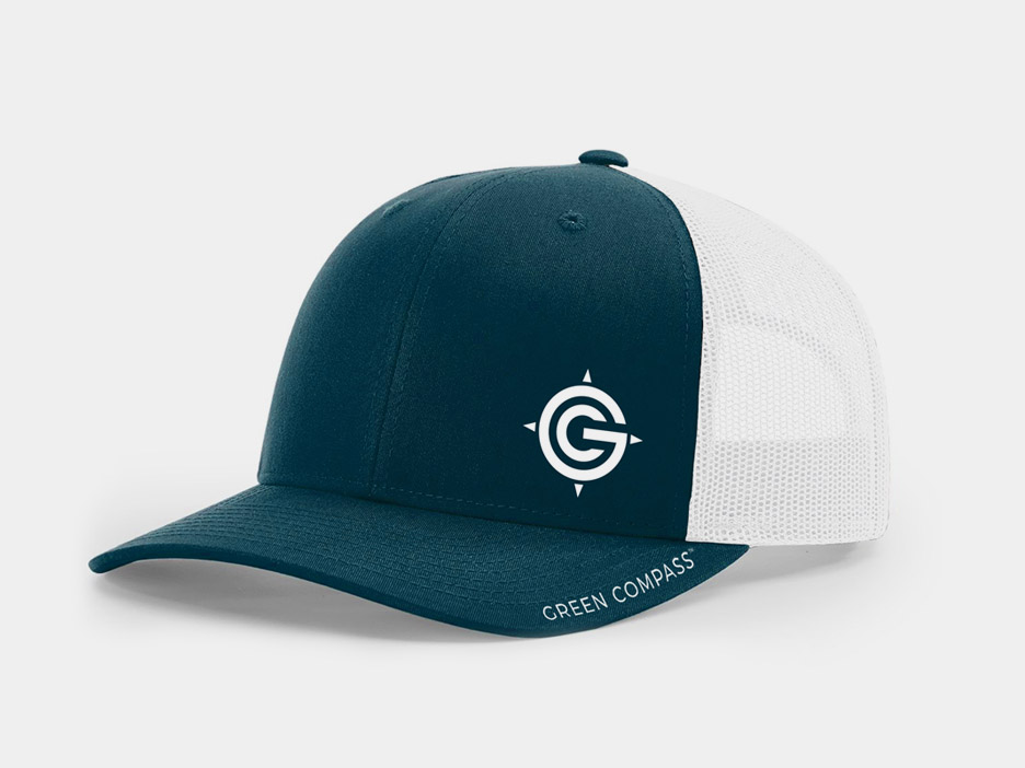 Green-Compass-TruckerHat