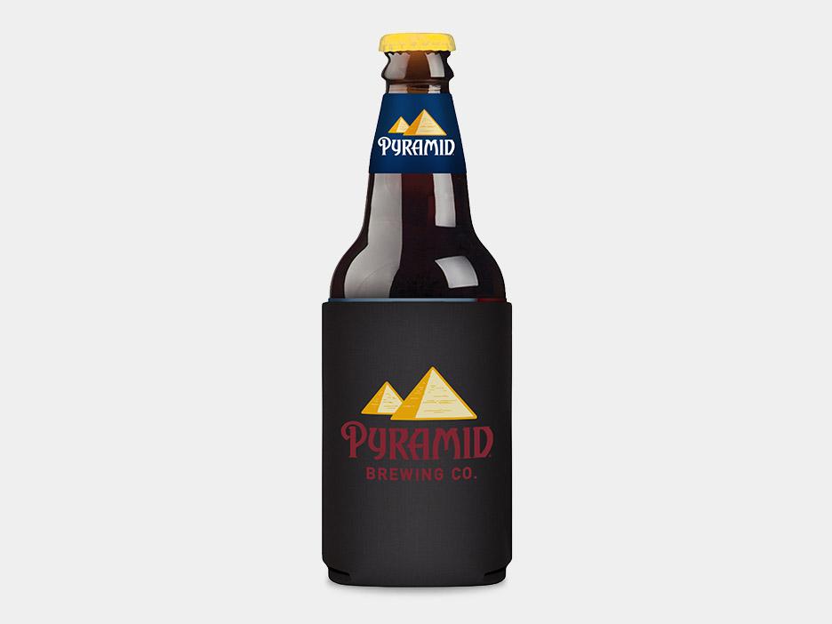 Pyramid-Koozie